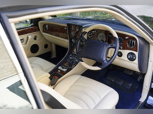 2003 Bentley Continental R Mulliner Wide Body (RHD) For Sale (picture 21 of 46)