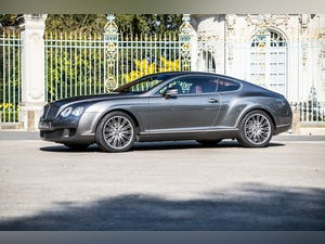 2007 Bentley Continental GT Speed W12 For Sale (picture 3 of 11)