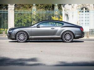 2007 Bentley Continental GT Speed W12 For Sale (picture 4 of 11)