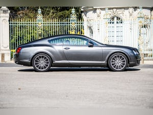2007 Bentley Continental GT Speed W12 For Sale (picture 8 of 11)
