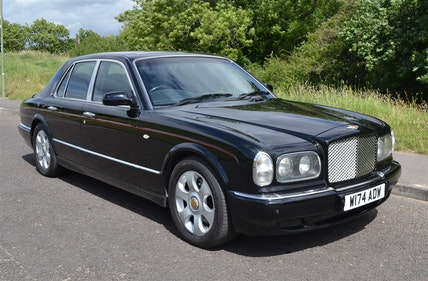 Picture of 2000 Arnage Red Label For Sale by Auction