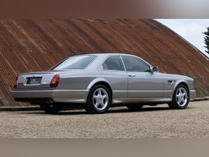 2000 Bentley Continental R Mulliner - 1 of 63 RHD, 45k miles For Sale (picture 5 of 32)