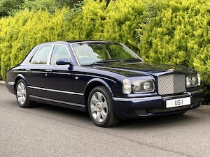 2001 Bentley Arnage Red Label 6.75 Single Turbo For Sale (picture 1 of 7)