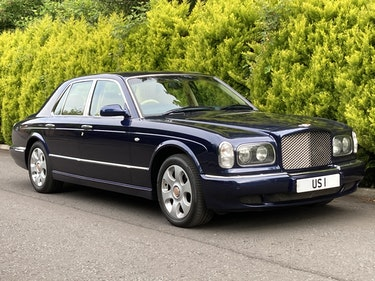 Picture of 2001 Bentley Arnage Red Label 6.75 Single Turbo For Sale