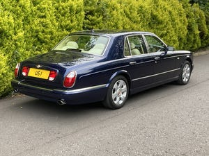 2001 Bentley Arnage Red Label 6.75 Single Turbo For Sale (picture 2 of 7)