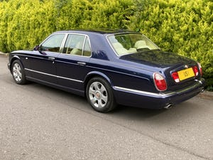 2001 Bentley Arnage Red Label 6.75 Single Turbo For Sale (picture 4 of 7)