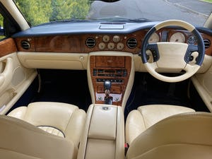 2001 Bentley Arnage Red Label 6.75 Single Turbo For Sale (picture 5 of 7)