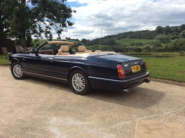 Picture of 1999 Bentley Azure peacock blue For Sale