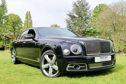 Picture of 2016 BENTLEY MULSANNE SPEED FACELIFT For Sale