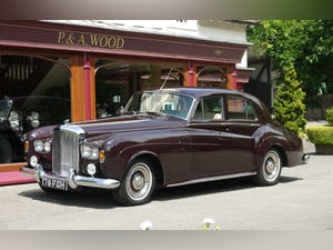 Bentley S3 1963 Standard Saloon For Sale (picture 1 of 10)