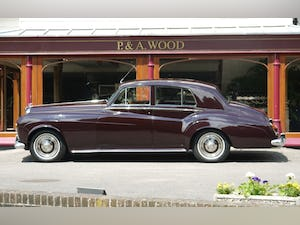 Bentley S3 1963 Standard Saloon For Sale (picture 2 of 10)