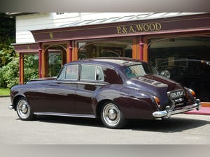 Bentley S3 1963 Standard Saloon For Sale (picture 7 of 10)