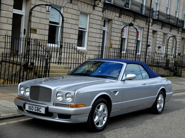 Picture of 2003 BENTLEY AZURE MULLINER - JUST 9K MILES FROM NEW - IMPECCABLE For Sale
