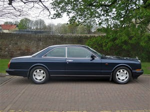 1994 Bentley Continental R 6.8 Coupe (ONLY 2 Owners) For Sale (picture 9 of 12)