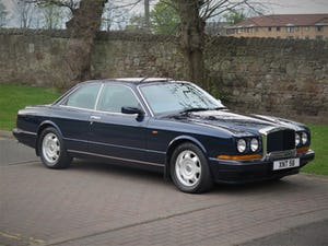 1994 Bentley Continental R 6.8 Coupe (ONLY 2 Owners) For Sale (picture 8 of 12)