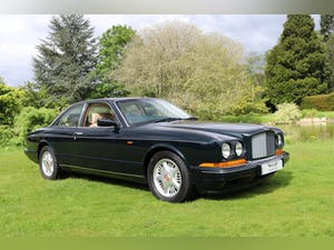 1997 Bentley continental R Coupe For Sale (picture 1 of 12)