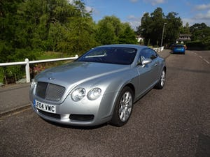 2004 Bentley Continental GT For Sale (picture 1 of 11)