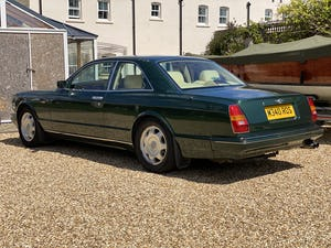1994 Bentley Continental R - Low Mileage - Always garaged For Sale (picture 2 of 8)