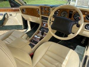 1994 Bentley Continental R - Low Mileage - Always garaged For Sale (picture 3 of 8)