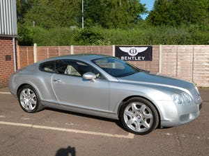 2007(57) Bentley  Continental  GT Mulliner   6.0L W12 For Sale (picture 1 of 12)