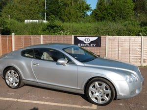 2007(57) Bentley  Continental  GT Mulliner   6.0L W12 For Sale (picture 3 of 12)