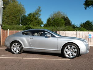 2007(57) Bentley  Continental  GT Mulliner   6.0L W12 For Sale (picture 2 of 12)