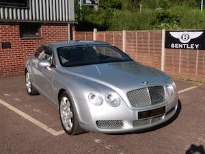 2007(57) Bentley  Continental  GT Mulliner   6.0L W12 For Sale (picture 11 of 12)