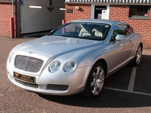 2007(57) Bentley  Continental  GT Mulliner   6.0L W12 For Sale (picture 12 of 12)