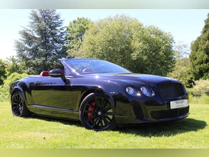 2012 BENTLEY GTC SUPERSPORTS For Sale (picture 1 of 12)