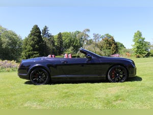 2012 BENTLEY GTC SUPERSPORTS For Sale (picture 3 of 12)