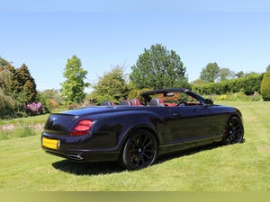 2012 BENTLEY GTC SUPERSPORTS For Sale (picture 12 of 12)