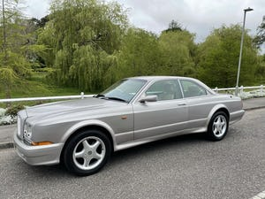 2002 Bentley Continental R Mulliner Wide Body For Sale (picture 1 of 12)