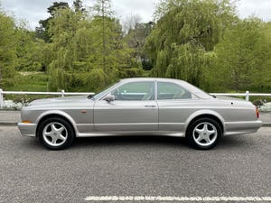 2002 Bentley Continental R Mulliner Wide Body For Sale (picture 4 of 12)