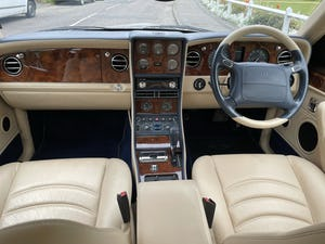 2002 Bentley Continental R Mulliner Wide Body For Sale (picture 9 of 12)