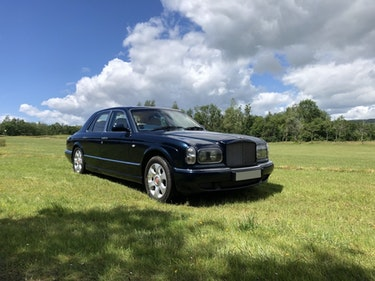 Picture of 2001 Bentley Arnage Red Label - 36,000 miles For Sale by Auction