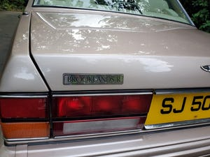 1998 Bentley Brooklands R LWB  Rare car only 4 made For Sale (picture 8 of 12)