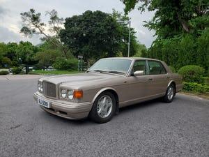 1998 Bentley Brooklands R LWB  Rare car only 4 made For Sale (picture 1 of 12)