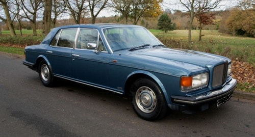 Picture of Bentley Mulsanne Turbo 1984  STUNNING 77,800 MILES FSH For Sale
