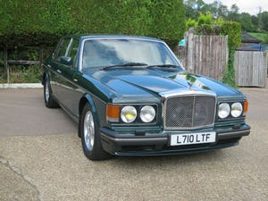 1994 Bentley Turbo R For Sale (picture 1 of 12)