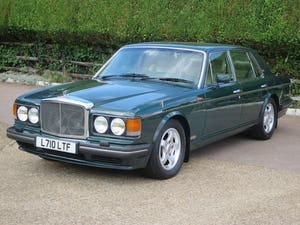 1994 Bentley Turbo R For Sale (picture 3 of 12)
