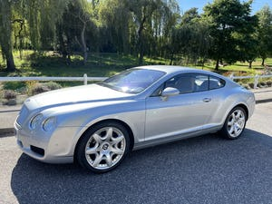 2005 Bentley Continental GT For Sale (picture 1 of 12)