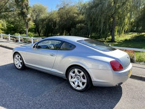2005 Bentley Continental GT For Sale (picture 4 of 12)