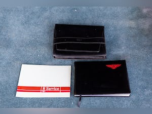 1989 Bentley Turbo R - Huge service history file For Sale (picture 12 of 12)