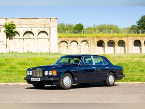 1989 Bentley Turbo R - Huge service history file For Sale (picture 4 of 12)