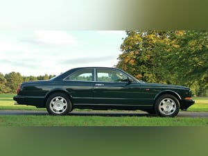 1995 Bentley Continental 6.8 R Full Dealer/Specialist History For Sale (picture 2 of 12)