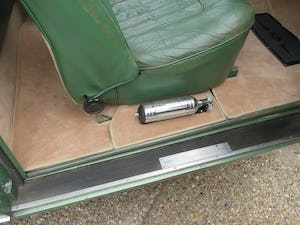 1961 Bentley S II Continental 2 Door Coupe  By H.J. Mulliner For Sale (picture 5 of 7)