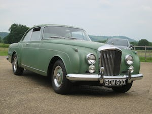 1961 Bentley S II Continental 2 Door Coupe  By H.J. Mulliner For Sale (picture 2 of 7)