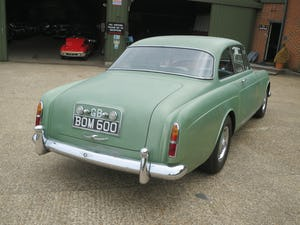 1961 Bentley S II Continental 2 Door Coupe  By H.J. Mulliner For Sale (picture 3 of 7)