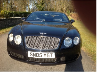 Picture of 2005 Exceptional Bentley continental GT sale /exchange. For Sale