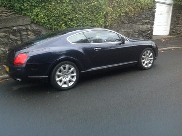 Picture of 2005 Exceptional Bentley continental GT sale For Sale